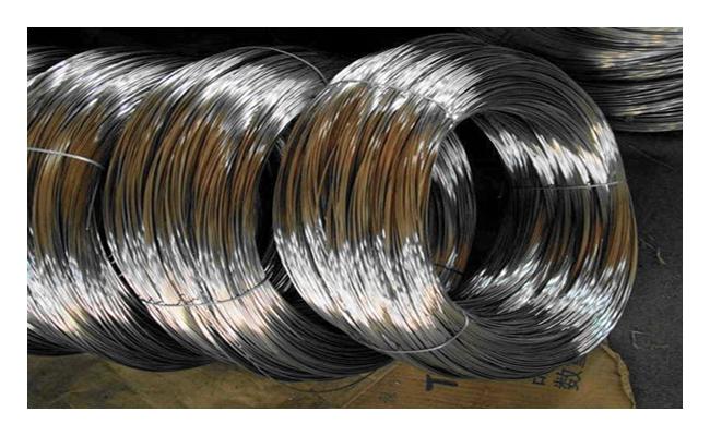 Проволока вязальная 2,5 сталь 12Х18Н10Т ГОСТ 18143-72 нержавеющая